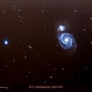 M51 - Neu bearbeitet,                                Giovanni