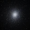 Omega Centauri with Canon T3 original,                                Marcelo Alves