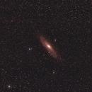 Andromeda Galaxy widefield,                                Alan Hancox