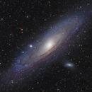 Andromeda (M31),                                Andrea Tomassetti