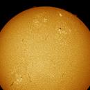 Test : My fisrt attempt to the Sun,                                JG