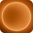 2019 Transit of Mercury - HDR Composite,                                lefty7283
