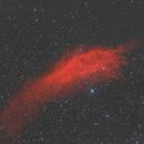 California Nebula HaRGB,                                Carastro