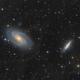 M81, M82 and IFN,                                Svajūnas Stroinas