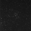 M18 open cluster, survey image,                                erdmanpe