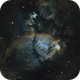 IC1795 fish head nebula,                                Ilyoung, Seo