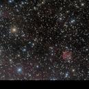 Sh2-116 Planetary Nebula in Cygnus - Redux,                                Eric Coles (coles44)