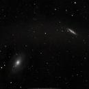M81 and M82,                                nhw512