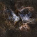 Eta Carinae Nebula, NGC 3372,                                Rodrigo Gutiérrez