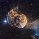 IC 443 Jellyfish Nebula,                                Shawn