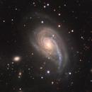 NGC772 and NGC770 (ARP78) in Aries,                                Albert van Duin