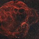The Spaghetti Nebula - Simeis 147,                                Sendhil Chinnasamy