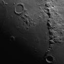 Archimedes to Eratosthenes and Montes Apenninus,                                Michael Feigenbaum