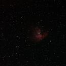 NGC 281 y cometa Hartley (P103),                                Luis Martinez
