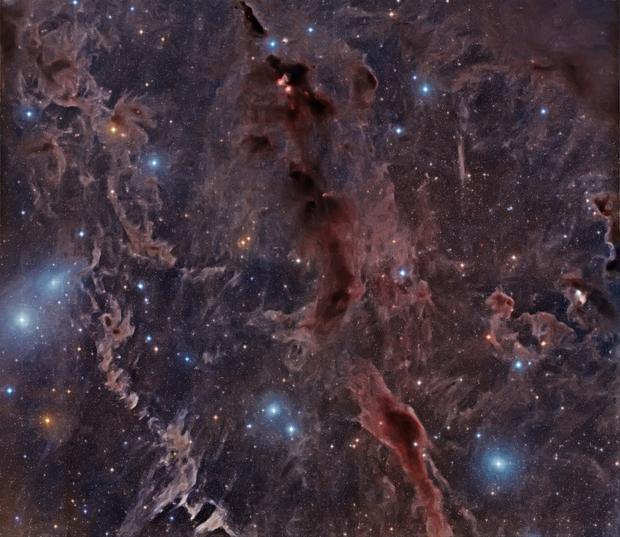 Barnard 18, Barnard 215 & Friends - 2017 Edit,                                Oliver Czernetz