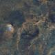 Tulip nebula and surroundings  (Sh2-101) SHO,                                milkywayrod22