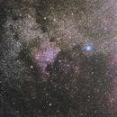 North American Nebula,                                JD