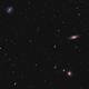 NGC 4274 Galaxy Group,                                Kurt Zeppetello