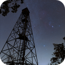 Star Tower (Pennyrile Fire Tower and Orion),                                Jeff Ball