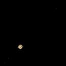 Conjonction Jupiter-Saturne - 17/12/2020 - J-4,                                BLANCHARD Jordan