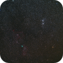 C/2014 E2 Jacques entre IC1805 et IC 1848,                                toineg
