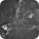IC1805 H-Alpha,                                Sergio Alessandrelli