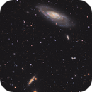Galaxies M106 & NGC4217 L_RGB,                                MassimoTuninetti