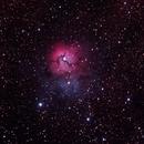 M 20 Nebulosa Trifida,                                Tullio Di Primio