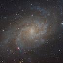 M33 Triangulum Galaxy,                                Dean Fournier