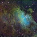 Eagle Nebula NB,                                Eric Cauble