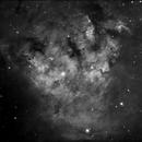 NGC7822 in Ha,                                Mike