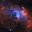NGC 7635 Bubble SHOHOO,                                Tolga