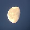 Moon (76.4% illuminated),                                Paweł B