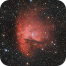 NGC 281 - The Pac-Man-Nebula,                                Felix