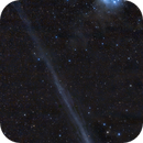 Comet Lovejoy (C/2014 Q2) & M45,                                Yokoyama kasuak