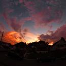 Fire Sky Sunset,                                Zach Coldebella