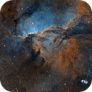 NGC 6188 & 6164 - The Fighting Dragons in Ara reedited from scratch,                                Ariel Cappelletti