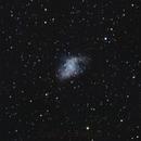 Crab nebula,                                allanv28