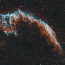 Eastern Veil Nebula - Narrowband,                                stein