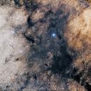 Pipe Nebula,                                Leo