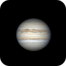 Jupiter & four moons,                                Mason Chen