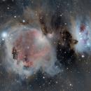 nebulosa de orion (m42),                                Rodrigo_Vera