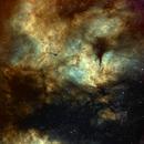 The Butterfly Nebula,                                silentrunning