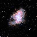Crab  - Messier 1,                                Günther Eder