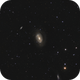 NGC 4725 ,                                Le Mouellic Guill...