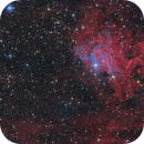 IC 405 HaRGB with DSLR,                                Jan Schubert