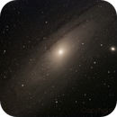 M31 The Andromeda Galaxy ,                                June Blackburn