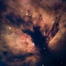 Flame Nebula,                                TSquasar