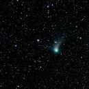 Comet Catalina and M101,                                ascotti