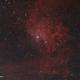 IC 405 - Flaming Star Nebula,                                Murat SANA